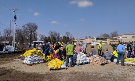 Sandbagging volunteers desperately needed in Norborne