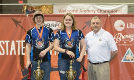 Thousands of Missouri student archers compete at MoNASP tournament