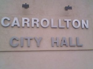 Carrollton city officials accept street project bid
