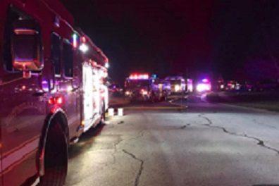 home burns in Smithville