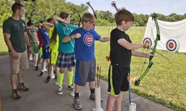 Free Conservation Youth Camp near Plattsburg