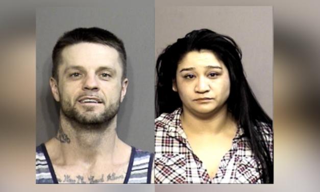 Guns and drugs seized in Columbia raid