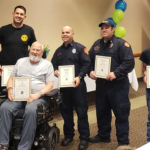 Centerpoint Hospital honors Wellington-Napoleon Fire with annual awards
