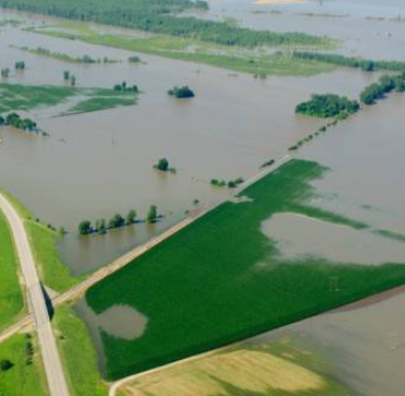 Hardin levees holding for now
