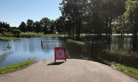 Flooding keeps MDC accesses and conservation areas submerged