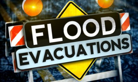 UPDATE: Evacuation advised in Dewitt area only