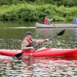 Free MDC kayak classes in Livingston County