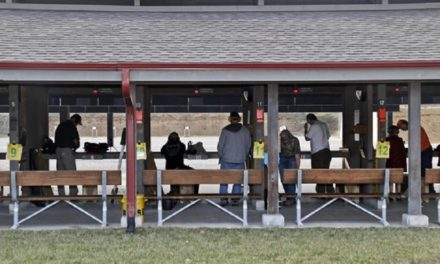 Parma Woods Shooting Range temporarily closed by MDC