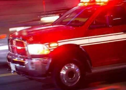 Lexington driver injured in off-road collision