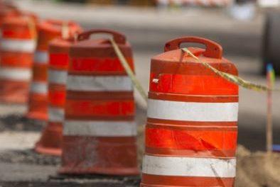 Injury crash near Purdin involves pilot car in construction zone