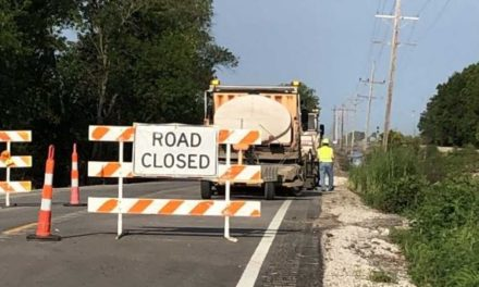 Highway 10 now open from Carrollton to Norborne