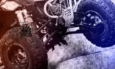 Head gear nullifies injuries inflicted in Faucett ATV accident