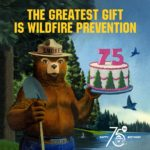 MDC branch in Kirksville celebrates 75 years of Smokey the Bear