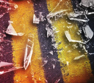 Injuries sustained by Sedalia driver after dump truck collision
