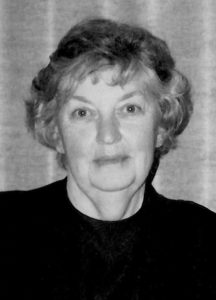 Lois Coulter photo black and white