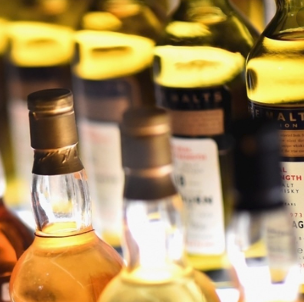 Area business's alcohol license suspended