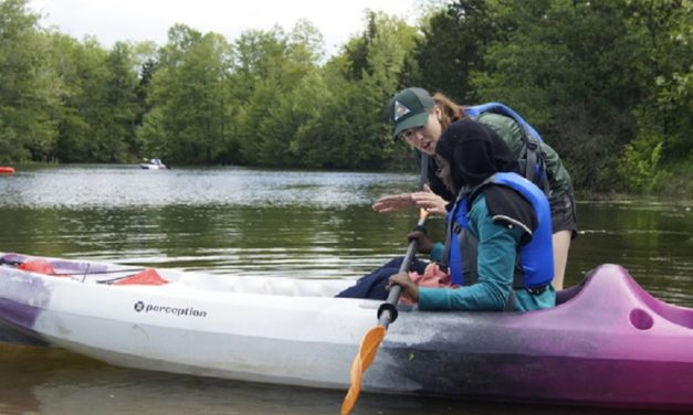 MDC to host kayak clinic at Rocky Fork Lakes outside Columbia