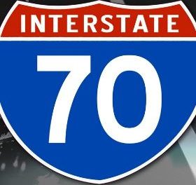 Lanes reopened on Westbound 70 after crash near Boonville
