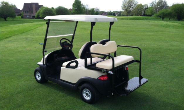 Man receives moderate injuries after he is ejected from golf cart