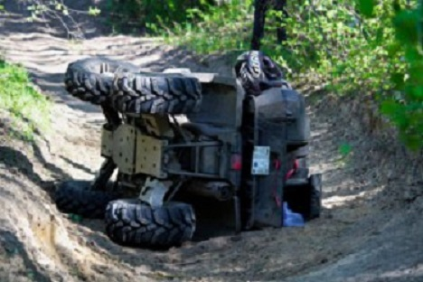 Kids injured when ATV overturns in Chariton County.