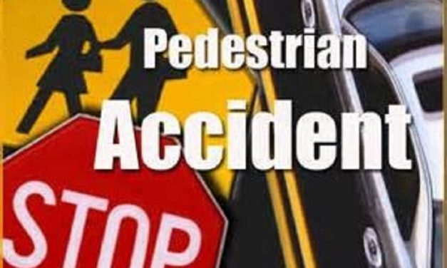 Pedestrian struck by vehicle on Highway 11 Tuesday evening