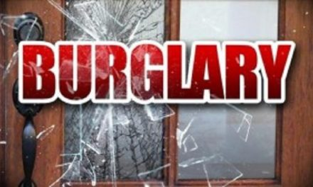 La Monte man facing burglary charge after allegedly kicking down door