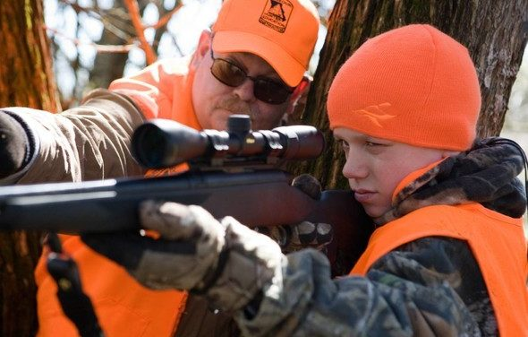 Free youth deer hunting clinic at Mark Twain Lake by MDC
