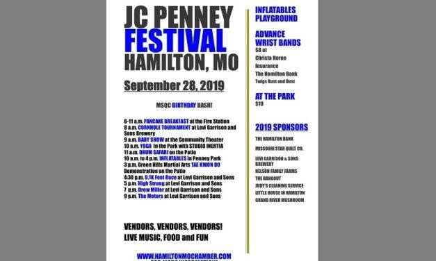 2019 JC Penney Festival
