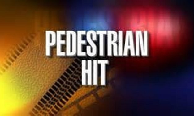 Pedestrian hit by car in Keytesville