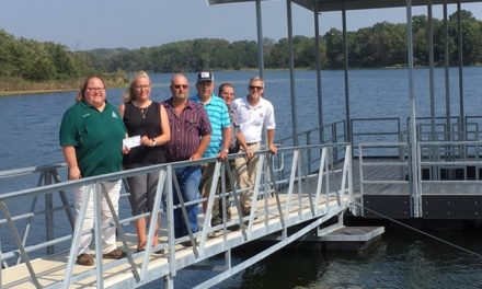MDC issues $150 thousand dollar check to Bethany City Lake for repairs