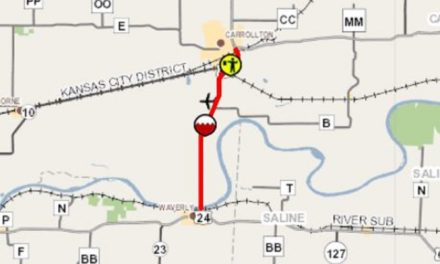 MoDOT closes 65 Highway due to flooding