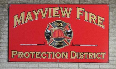 Local community rallies to honor fallen Mayview Firefighter Jeff Sanders
