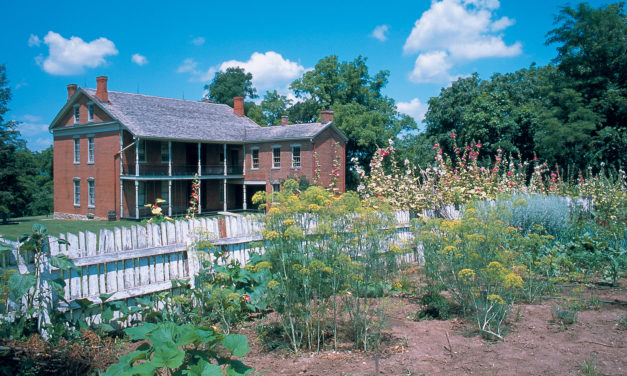 Battle of Lexington State Historic Site Informational Session and Anderson House Tour