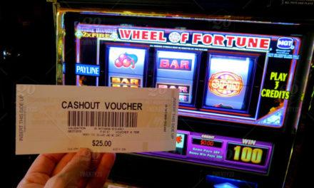 Casino voucher leads authorities to suspect in stolen property case