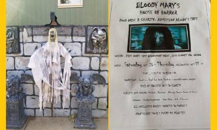 Bloody Mary generous in Lees Summit neighborhood