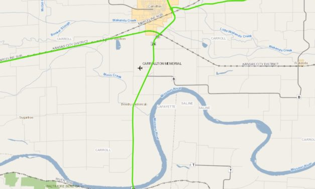 BREAKING:  Hwy 65 open between Carrollton and Waverly