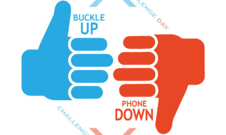 "Gov. Parson proclaims October 29 as ""Buckle Up, Phone Down"" Day"