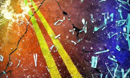 Truck jackknifes during injury crash near Osborn