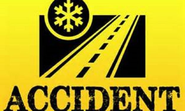 Winter weather causes crash in Macon County