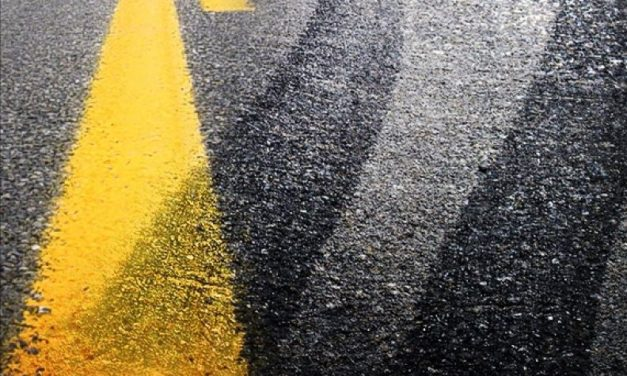 Warrensburg residents injured following a missed bend in the road on a Johnson County highway