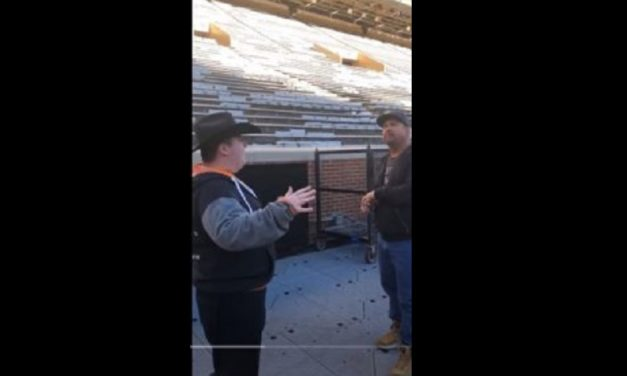 Tennessee man gets a wish granted when he sings for Garth Brooks prior to concert
