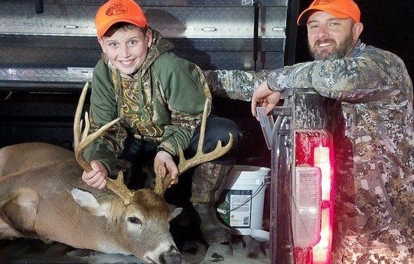 88,843 Missouri deer harvested during firearms opening weekend