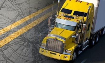 BREAKING:  Semi overturned in Chillicothe