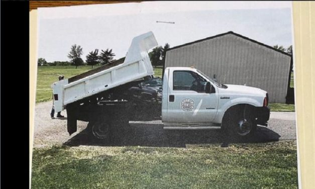Richmond city truck stolen from cemetery recovered