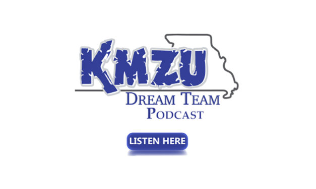 LISTEN NOW: KMZU Football Dream Team broadcast now available