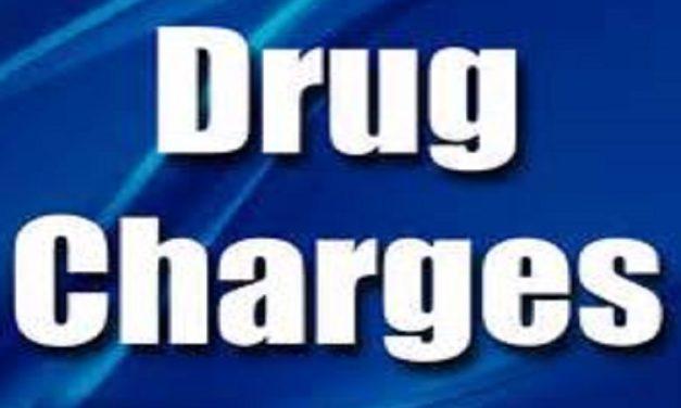 Texas man facing drug charge in Benton County