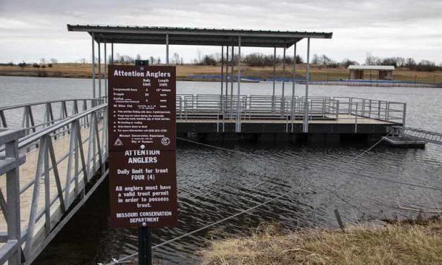 MDC helps Raymore improve fishing access at Johnston Lake