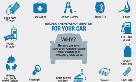 National Weather Service suggests preparation could aid commuters during Winter months