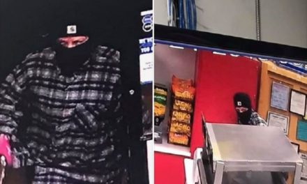 Lawson police seek identity of suspect in robbery