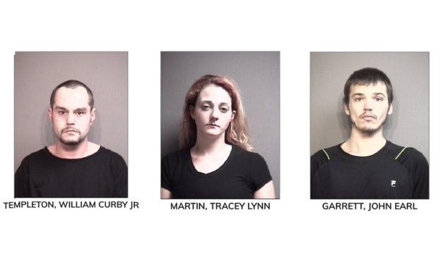 Boone County deputies pursue stolen vehicle into Callaway County